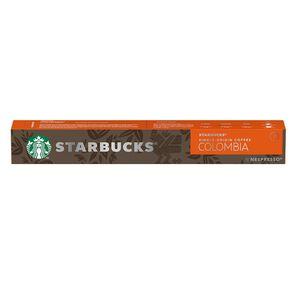 星巴克單一產區哥倫比亞咖啡(NP)5.7gx10