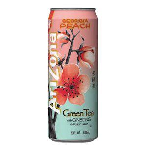 Arizona Georgia Peach Green Tea