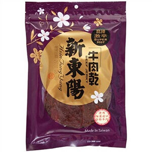 Hsin Tung Yang Spicy Beef Jerky