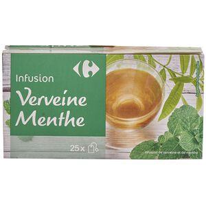 C- Verveine mint tea