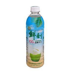 Fresh cut 100 Coconut Juice 500ml