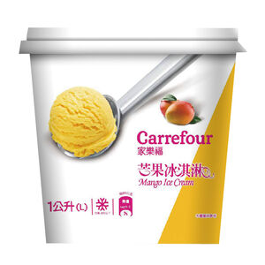 C-Mango Ice Cream
