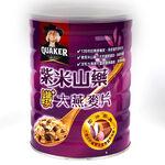 桂格紫米山藥大燕麥片700g, , large