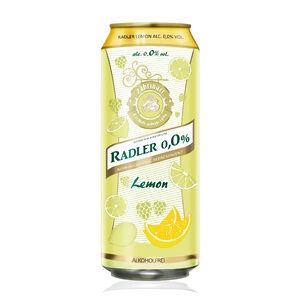 Radler non-alcoholic Lemon