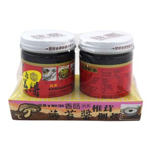 Mishima Seaweed Paste-Mushroom