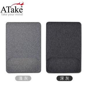 ATake SMP-200緩壓護腕滑鼠墊-顏色隨機出貨