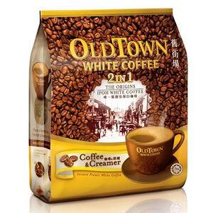 舊街場二合一白咖啡