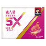 桂格5X蜜人蔘濃縮精華飲盒裝15ml*18包, , large