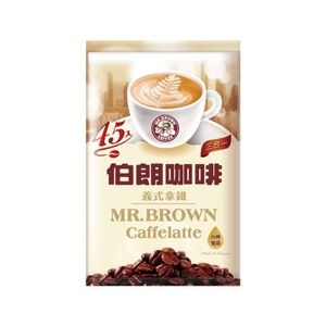 MR.BROWN Italian Latte Coffee