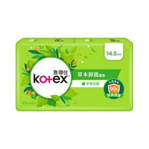 Kotex Health Herbal Liner