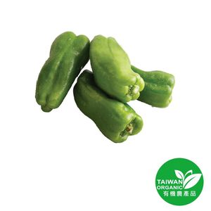 有機青椒(每盒約300克±10%)
