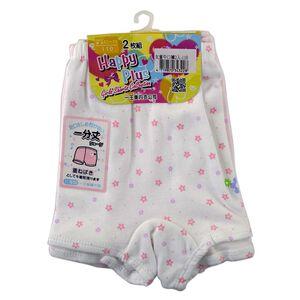 女童平口褲 3543-110cm-顏色隨機出貨