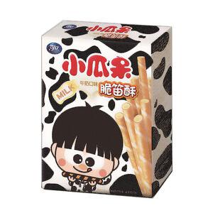 小瓜呆脆笛酥-牛奶口味