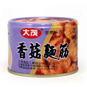 【全素】大茂香菇麵筋 170g