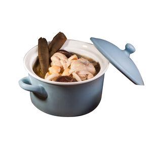 Peeling Pepper Chicken Soup