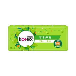 Kotex Natural Herbal Low Flow
