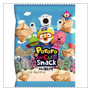 Pororo Mini Cube Snack