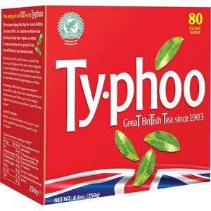 TYPHOO BRITISH BLEND MILK TEA