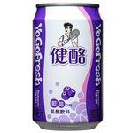 健酪藍莓乳酸飲料, , large