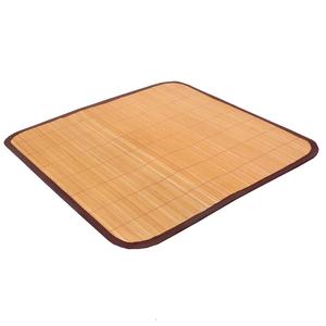 碳化雙竹坐墊