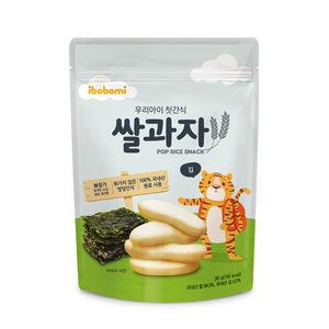 ibobomi pop rice snack (seaweed)