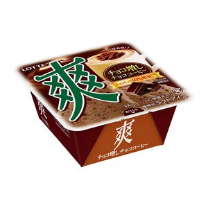 Lotte 爽冰-巧克力咖啡190ml