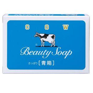 Cow Brand  Soap Bluebox  3pcs