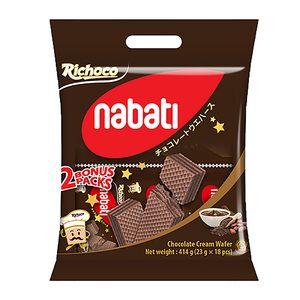 麗巧克Nabati 巧克力威化餅414g