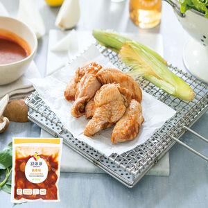 舒康雞鮮椒香辣BBQ醃雞翅(每包約300g)