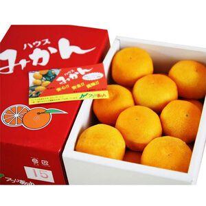 【福和嚴選】日本德島縣溫室蜜柑(每盒約1KG)