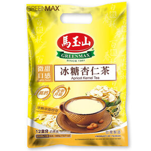 馬玉山冰糖杏仁茶 30克x12