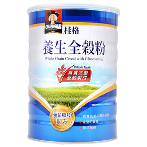 Quaker Wole Grain Cereal withGlucosamine