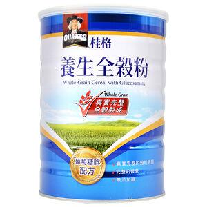 桂格養生全穀粉-葡萄糖胺配方