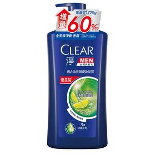 CLEAR MEN SP-OIL CONTROL