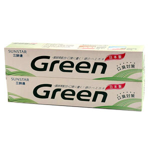 Sunster New Green Toothpaste