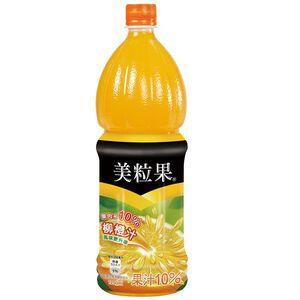 美粒果柳橙汁Pet1250ml