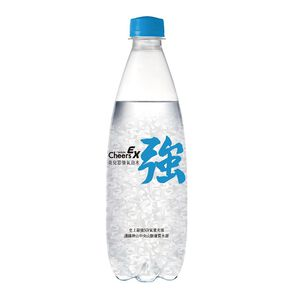 Cheers EX Sparkling Water