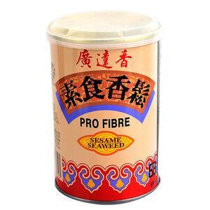 廣達香素食香鬆(海苔芝麻)150g