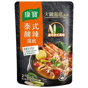 Knorr hot pot soup-tom yum