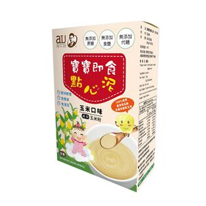 Instant Pastry Mud For Babies-Corn