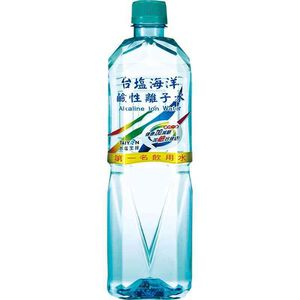Alkaline Lon Water 850ml