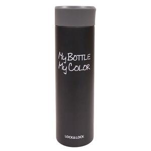 樂扣色彩保溫瓶390ml