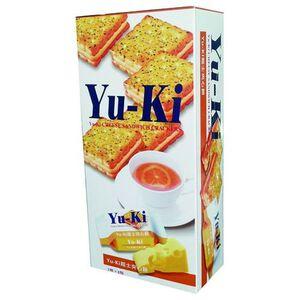 Yu-ki Cheese Sandwich Cracker