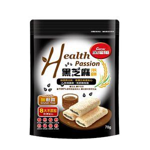 Cerear sesame Rice crackers