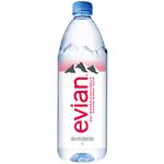 Evian依雲礦泉水1000ml, , large