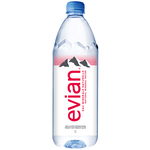 Evian Mineral Water-PET1000, , large