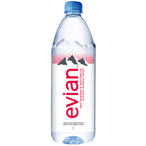 Evian Mineral Water-PET1000