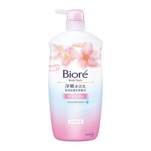 Biore Body Foam Moisture
