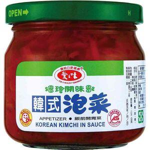 愛之味 韓式泡菜190g