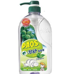 泡舒洗潔精-綠茶-1000g